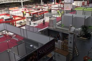Speciality Fine Foods Build-up 2017