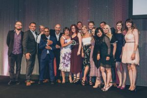 AEO Awards with F2F Events 2018